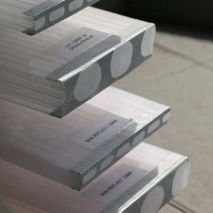 Verandaplaten acrylaat en polycarbonaat